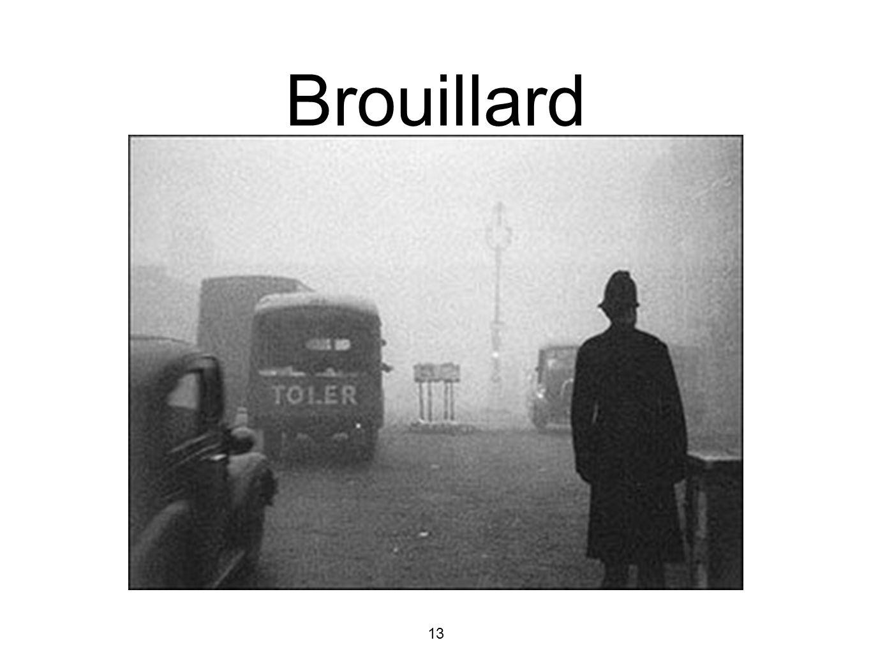 13 Brouillard