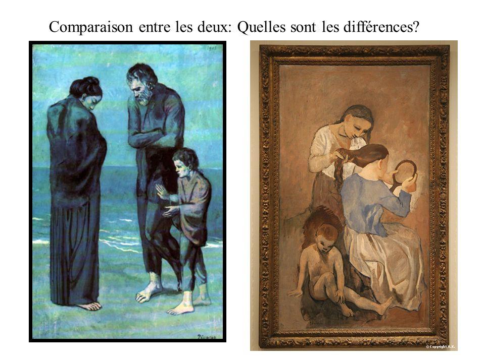 Comparaison entre les deux: Quelles sont les différences?