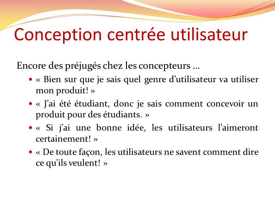 Exemple – bibliothèque de lUdeM Il utilise souvent le site Web de la bibliothèque de lUdeM mais na aucune idée comment ce système a pu être conçu.