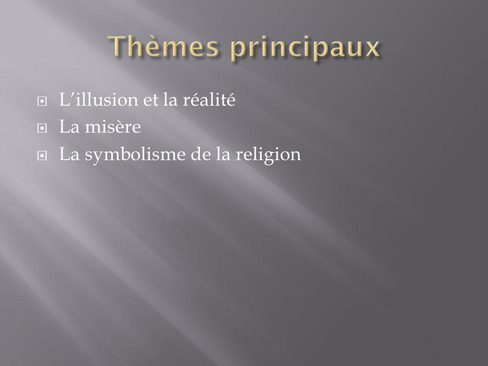 Lillusion et la réalité La misère La symbolisme de la religion