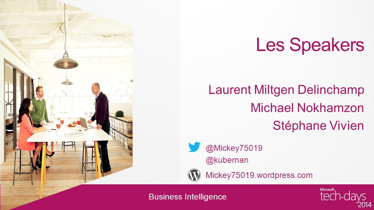 démo #mstechdays Business Intelligence DEMO 4