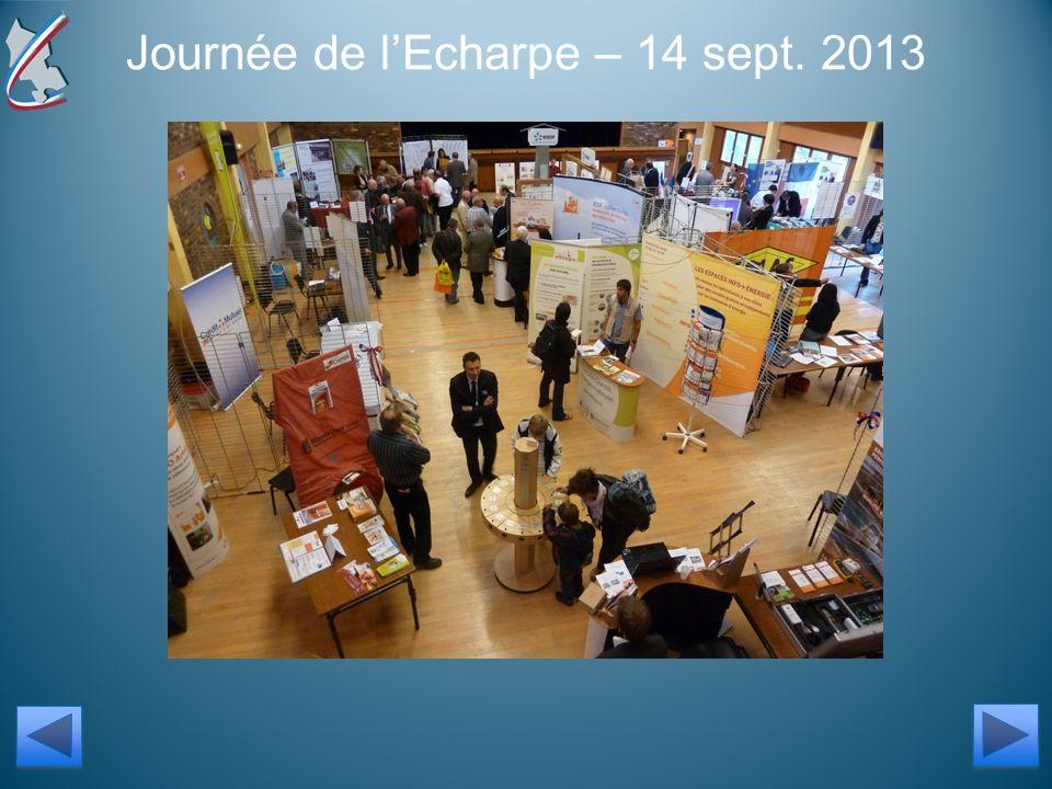Journée de lEcharpe – 14 sept. 2013