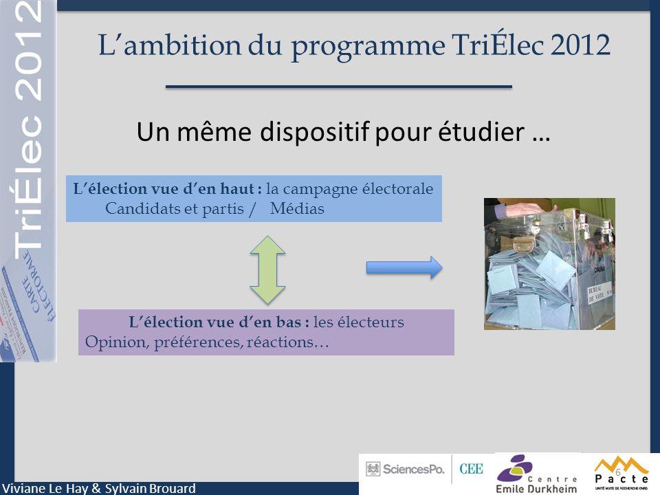 Un exemple à suivre : le dispositif allemand Viviane Le Hay & Sylvain Brouard
