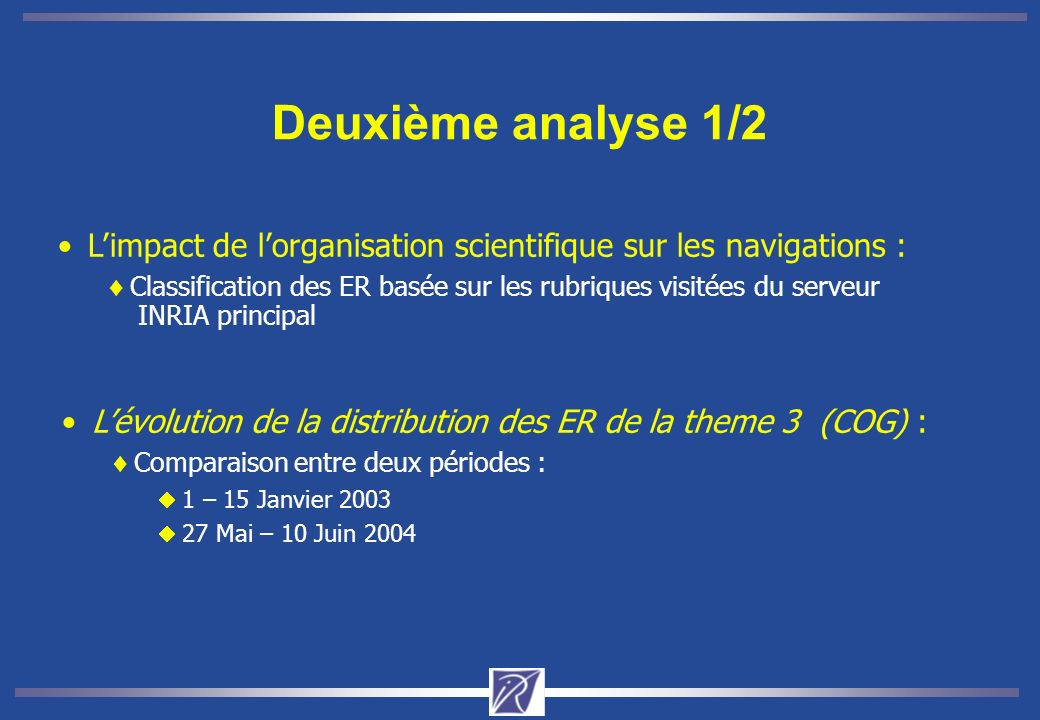 Deuxième analyse 2/2 - Thème 3 - Per 1 - ancienne Thème 3 - Per 2