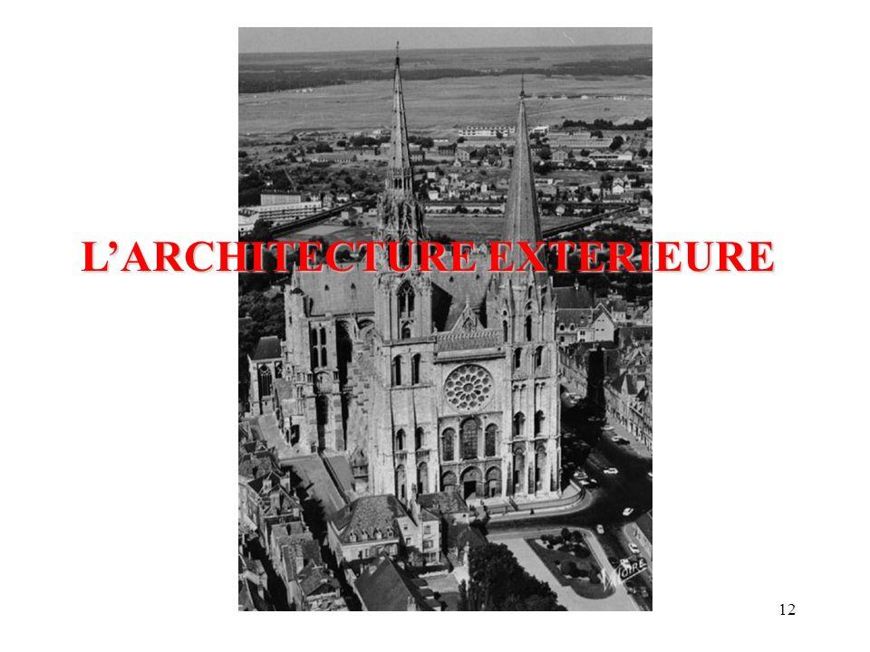 LARCHITECTURE EXTERIEURE 12