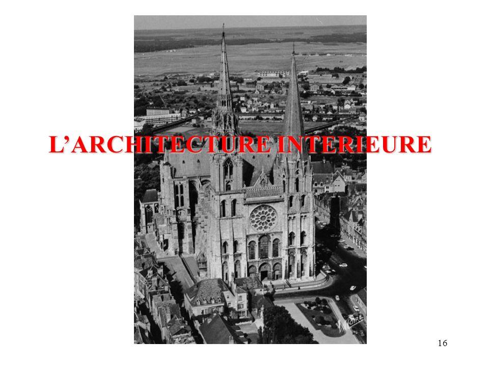 LARCHITECTURE INTERIEURE 16