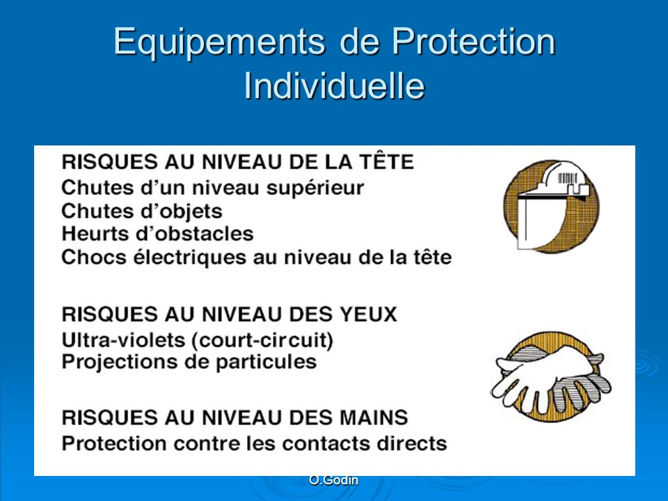 O.Godin Equipements de Protection Individuelle