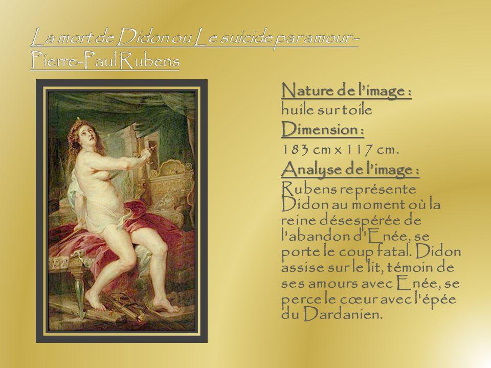 Nature de limage : huile sur toileDimension : 183 cm x 117 cm.