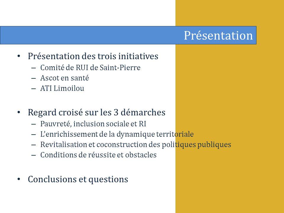 Comité de RUI de Saint-Pierre