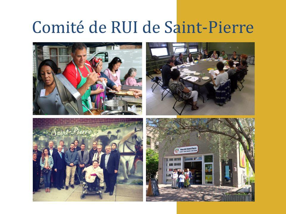 Fusions municipales en 1999 et 2003 Élaboration du programme RUI au Sommet de Montréal Candidature déposée par Lachine Planif stratégique et consultation publique Élaboration du plan daction ciblant 4 objectifs généraux Création dun OBNL en novembre 2004 CRUISP – contexte de création