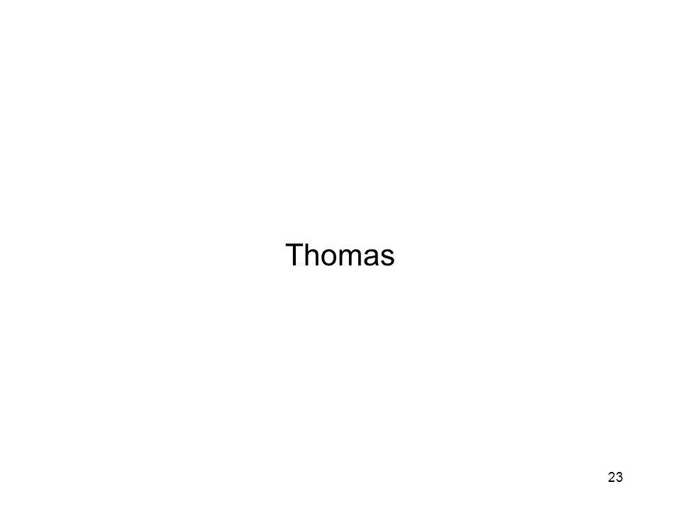 23 Thomas