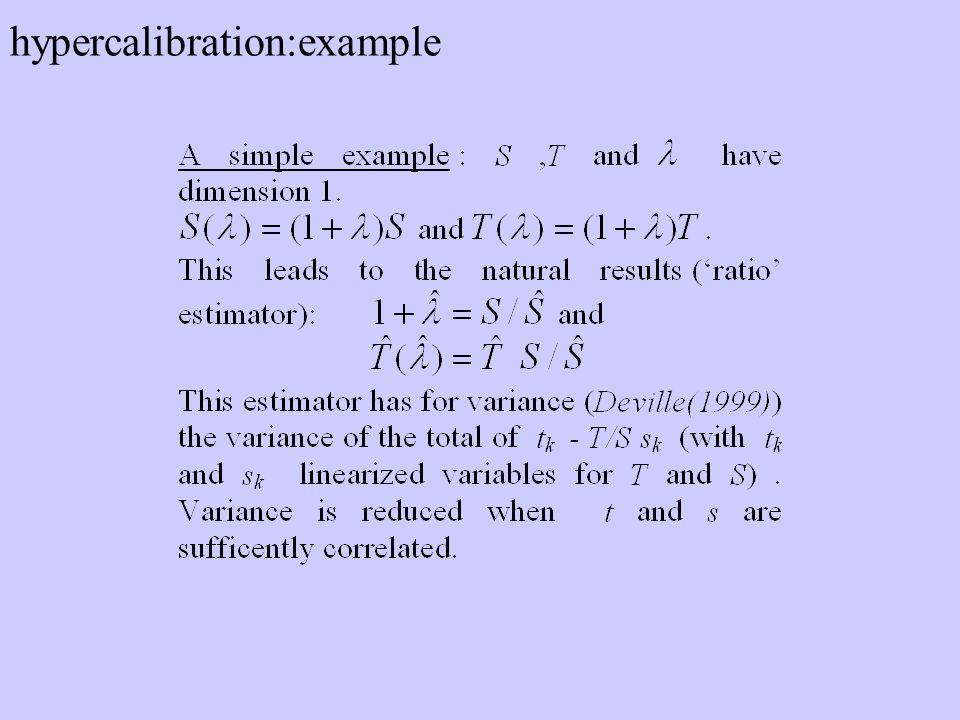 hypercalibration:example