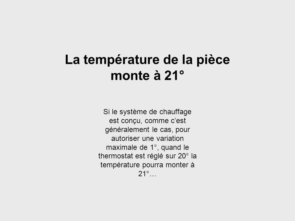 Un exemple plus familier de lemploi de la rétroaction pour réguler un système est le thermostat classique utilisé dans le chauffage dune pièce. Feedba