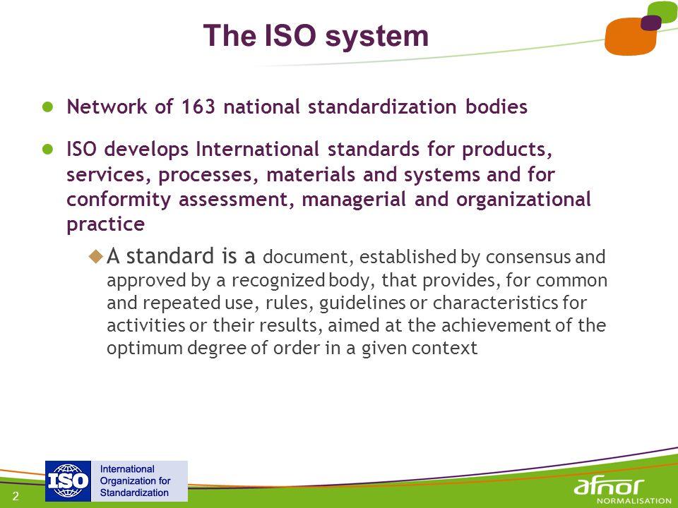 1 / Pour personnaliser les références : Affichage / En-tête et pied de page Personnaliser la zone Pied de page, Faire appliquer partout 2 The ISO syst