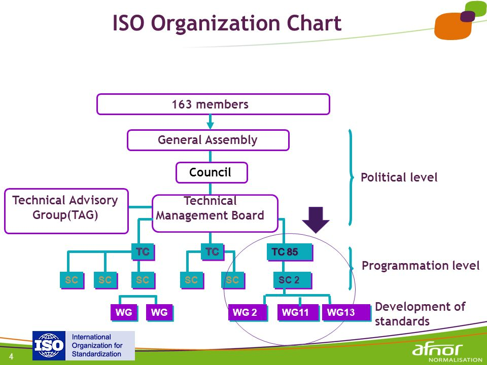 1 / Pour personnaliser les références : Affichage / En-tête et pied de page Personnaliser la zone Pied de page, Faire appliquer partout 4 ISO Organiza