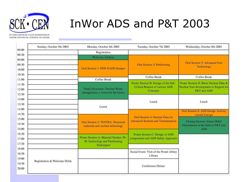 2 InWor ADS and P&T 2003