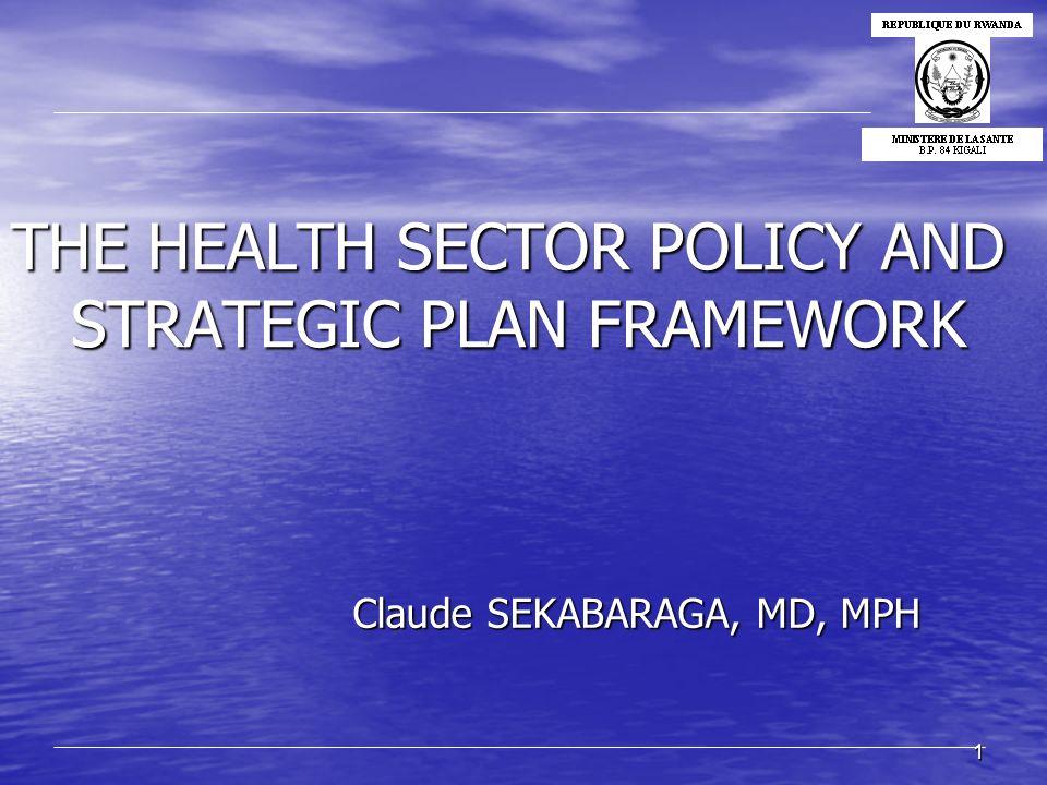 2 HSSPMTEF Budget Long term country vision Short term operational framework Medium term operational framework Medium term country strategy Medium term sector strategy VISION 2020 - MDGs PRSP HSP
