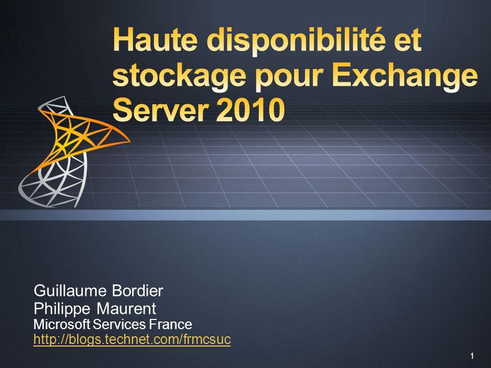 1 Guillaume Bordier Philippe Maurent Microsoft Services France http://blogs.technet.com/frmcsuc