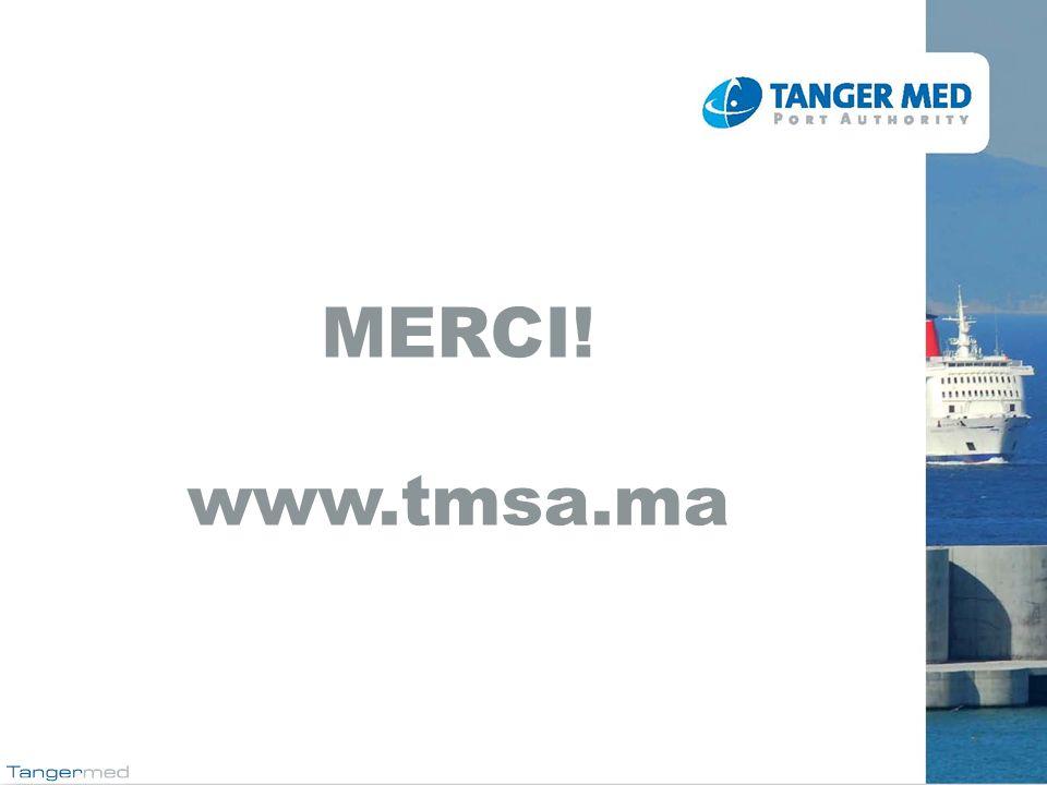 MERCI! www.tmsa.ma