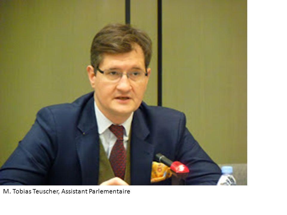 M. Gregor Puppinck, Directeur de lEuropean Centre for Law and Justice