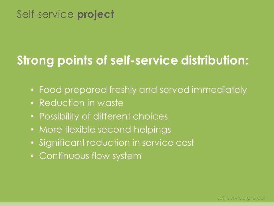 self-service project self-service au Lycée Français Self-service project