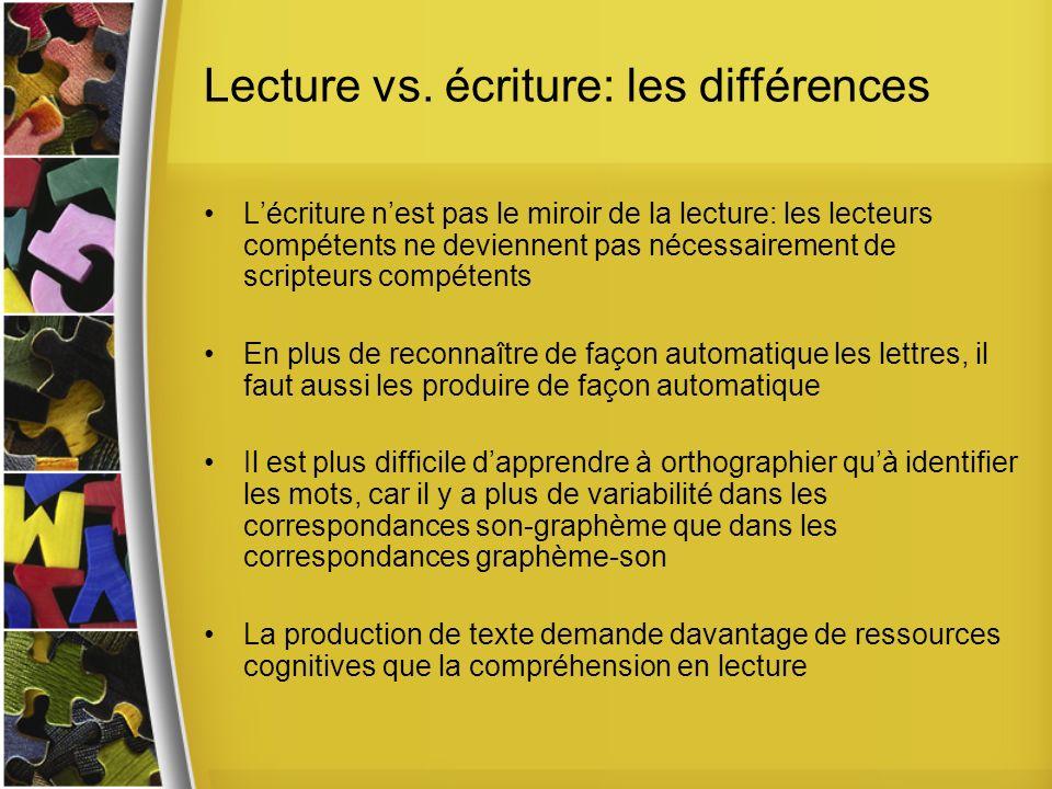 Lecture vs.