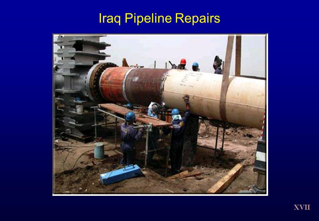 Iraq Pipeline Repairs XVII