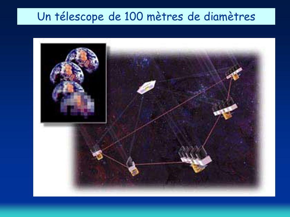 Un télescope de 100 mètres de diamètres