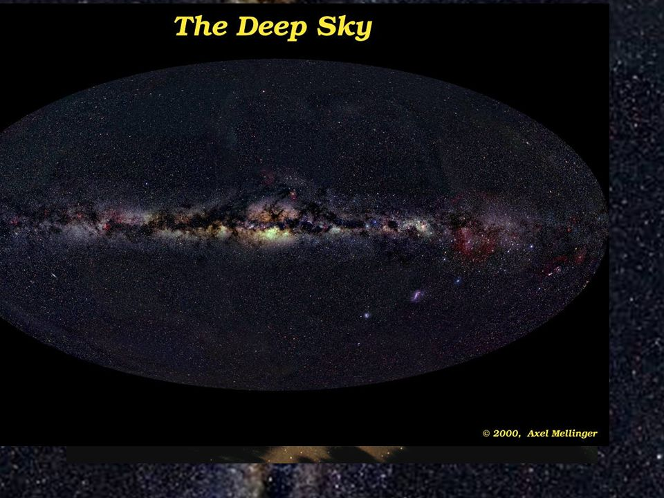 A distant galaxy far far away