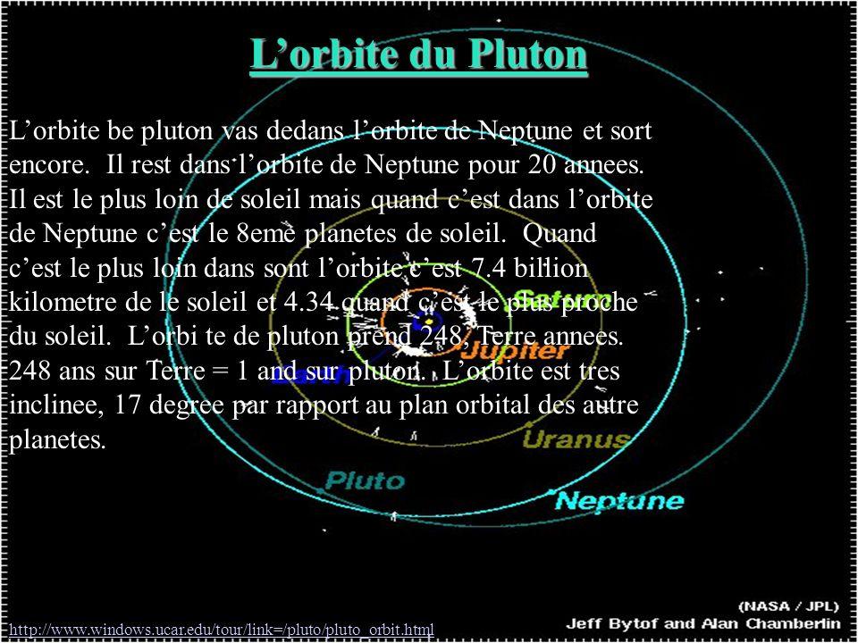 http://www.windows.ucar.edu/tour/link=/pluto/pluto_orbit.html Lorbite be pluton vas dedans lorbite de Neptune et sort encore. Il rest dans lorbite de