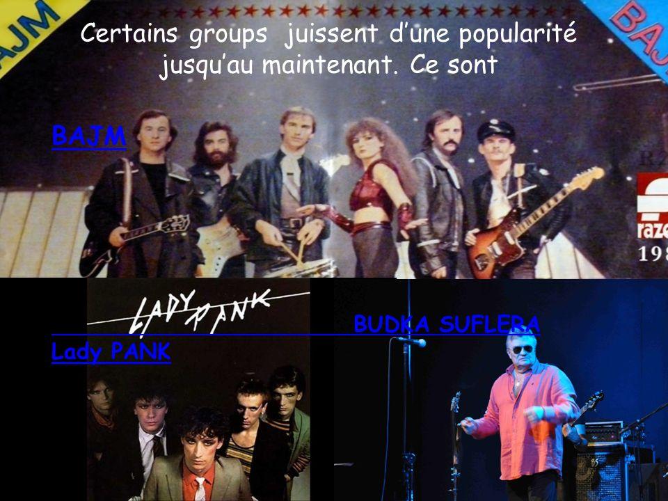 PAPA DANCE- un groupe pop formé en 1984 et très populaire surtout parmi les adolescents.