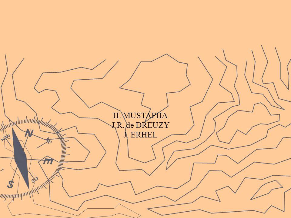 H. MUSTAPHA J.R. de DREUZY J. ERHEL