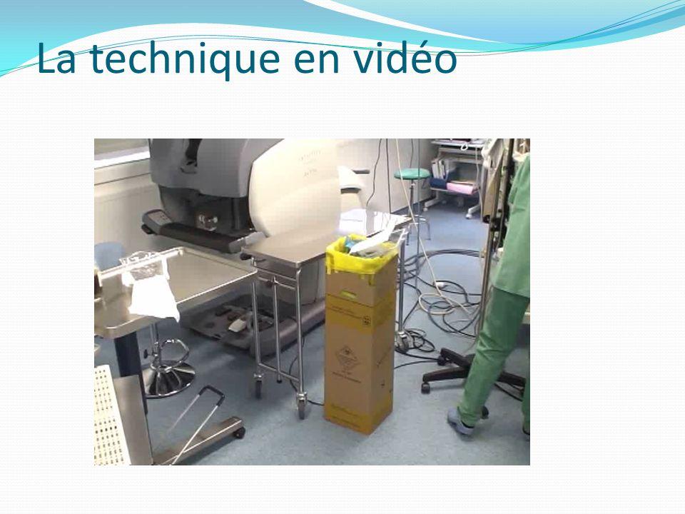 La technique en vidéo