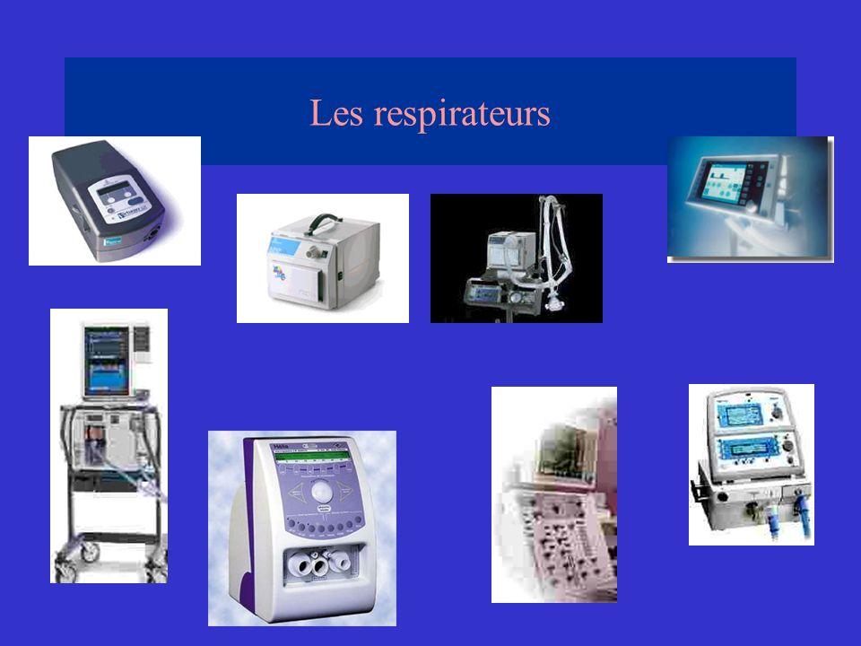 Les respirateurs