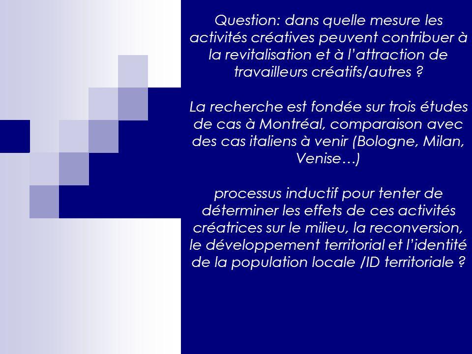 Étude de cas à Montreal