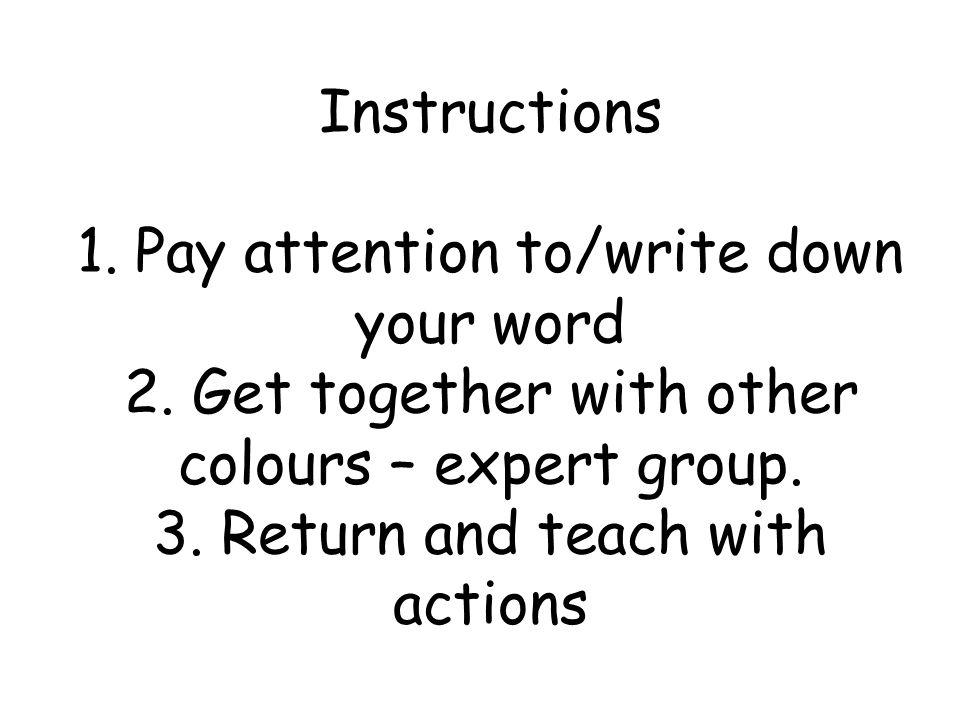 Lire et écrire.Dix cartes autour de la salle de classe.