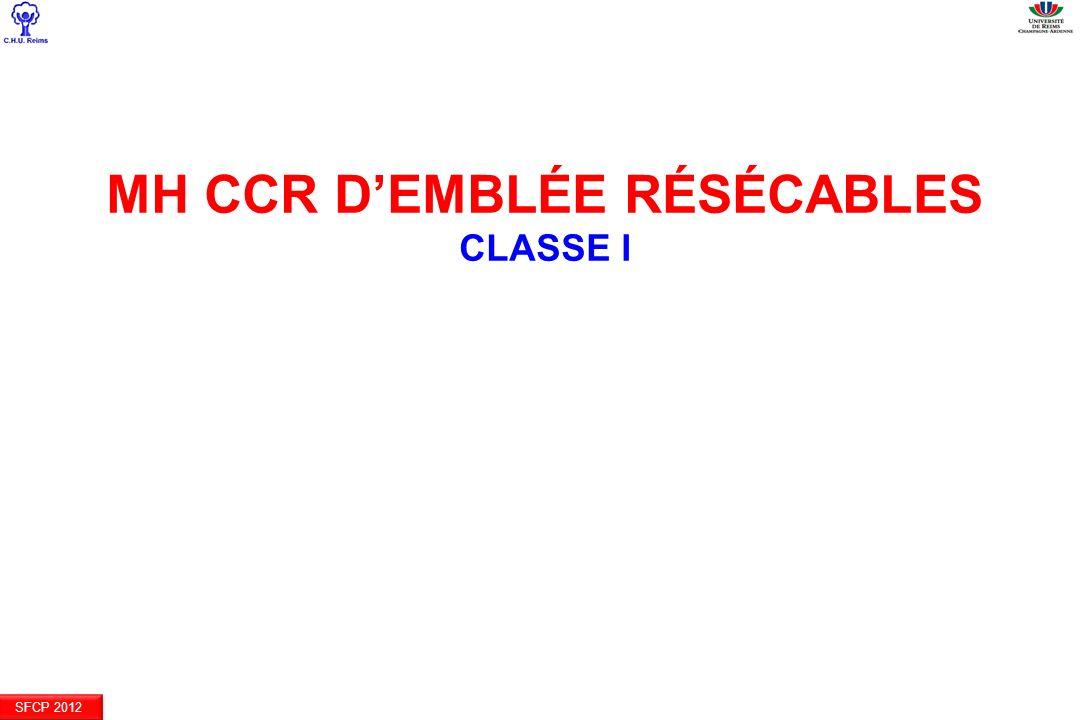 SFCP 2012 MH CCR DEMBLÉE RÉSÉCABLES CLASSE I