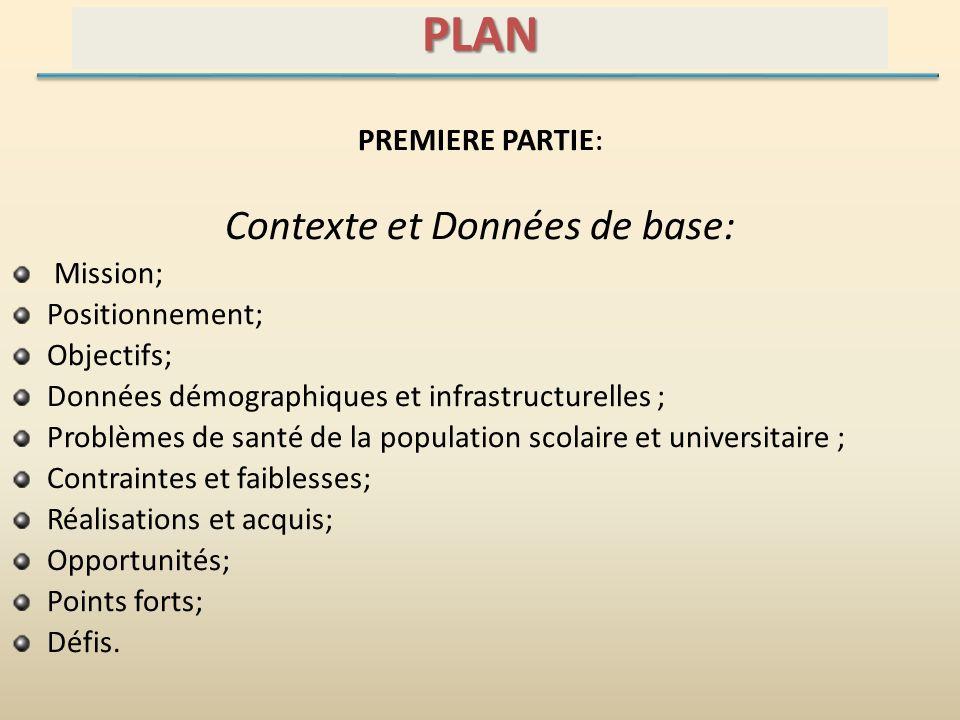 PA du Ministère de la santé:2008/2012.
