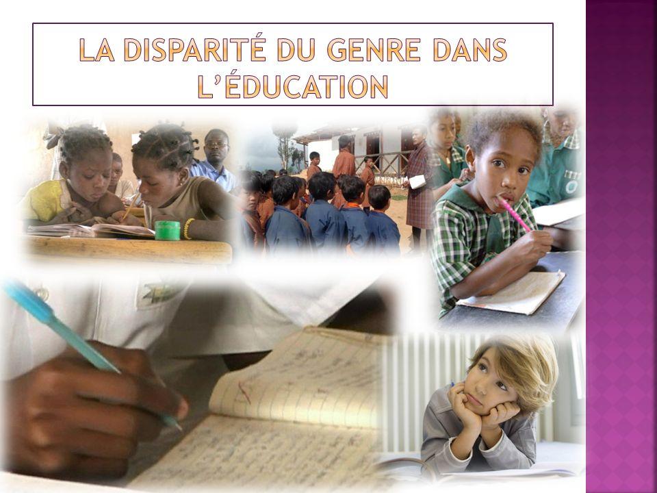 93 millions denfants en âge de fréquenter lécole primaire ne sont pas scolarisés (UNESCO, déc.2007) Nombre d enfants en âge de fréquenter l école primaire qui ne sont pas scolarisés, par région (2006)
