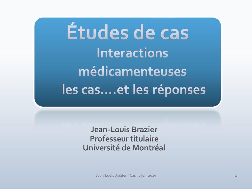Jean-Louis Brazier - Cas - 2 juin 2010 1