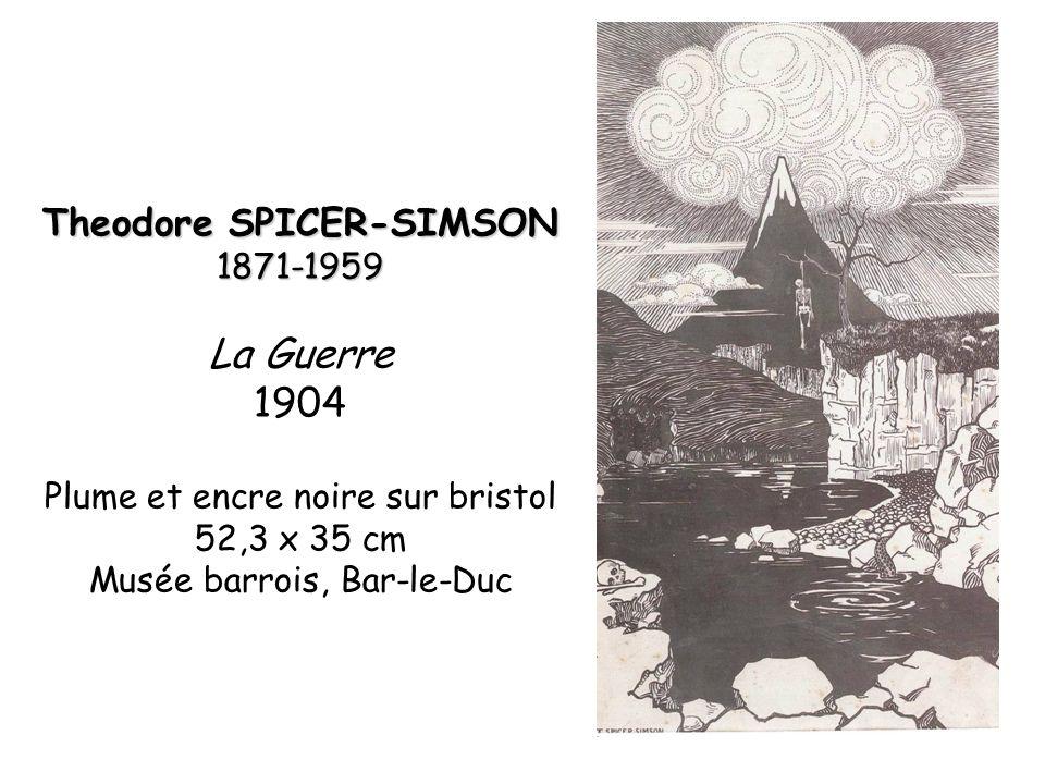Camille Claudel 1864-1943 La Vieille du pont Notre-Dame vers 1885-1888 fusain sur canson Musée barrois, Bar-le-Duc