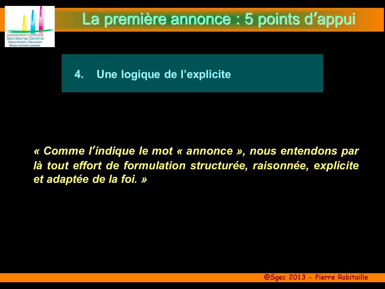 @Sgec 2013 - Pierre Robitaille 4.