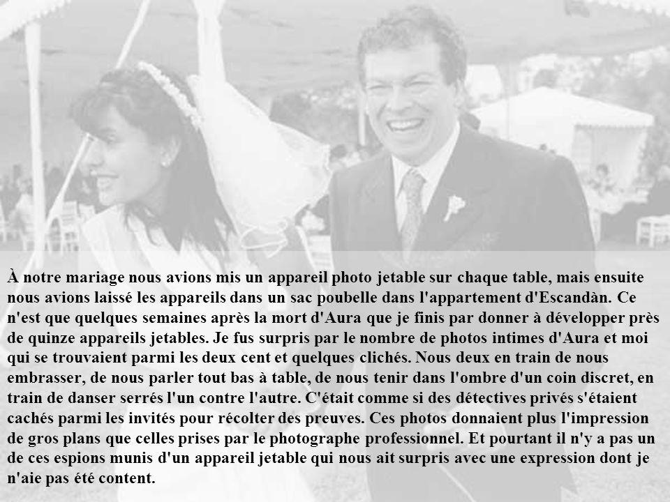 Extraits du Chapitre 23 Soy Rebelde de Jeanette fait partie de la musique quAura imaginait jouer avant la cérémonie du mariage et qui a toujours le côté séduisant, girly, et pop espagnole de son adolescence.