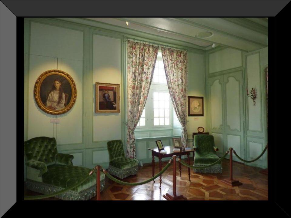La chambre des douves cette chambre était celle d Ann Coleman La femme de Joachim carvallo