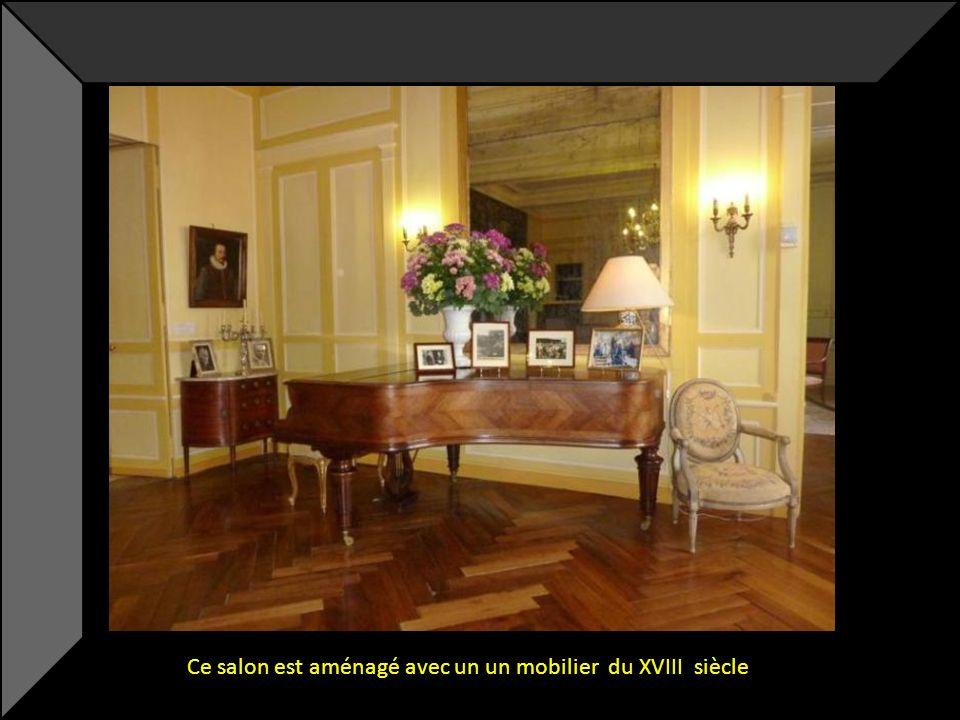 Le château de Villandry est un château de la Loire d'architecture Renaissancechâteau de la LoirearchitectureRenaissance Le château de Villandry est un