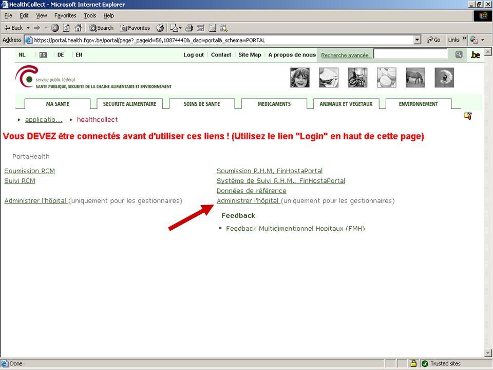 SPF SANTE PUBLIQUE, SECURITE DE LA CHAINE ALIMENTAIRE ET ENVIRONNEMENT 13 février 2008 9