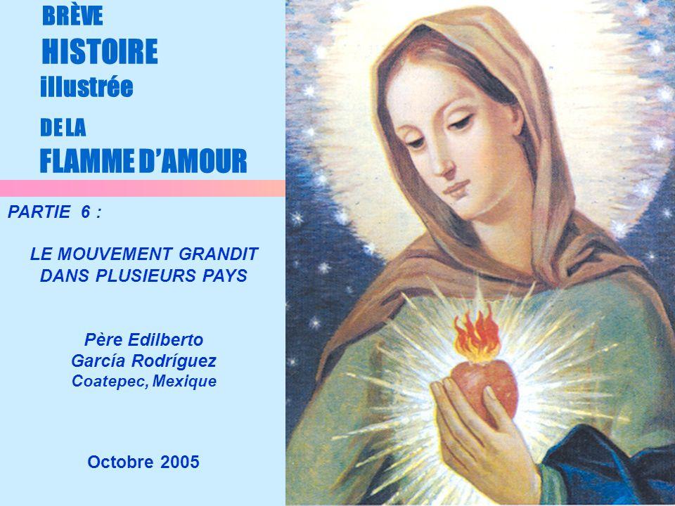 32 Vierge de la Flamme dAmour en CoréeLA FLAMME DAMOUR EN ASIE!
