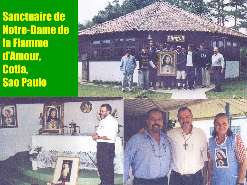 25 Sanctuaire de Notre-Dame de la Flamme dAmour, Cotia, Sao Paulo