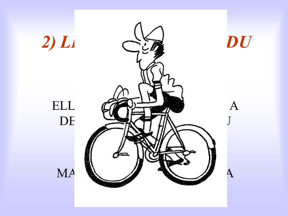 Larticulation du genou Le cycliste sollicite énormément cette articulation. Il doit donc veiller à ce que ce système complexe soit sollicité dans les