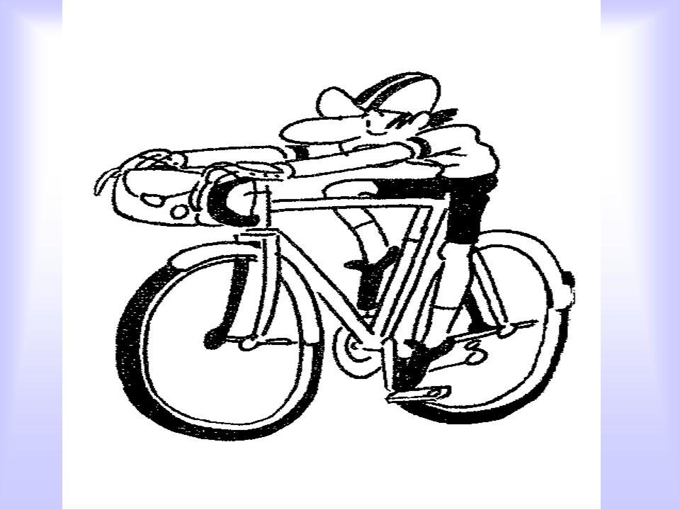 (La tendinite rotulienne) Vérifier 1.La bonne longueur de manivelles qui doit permettre au cycliste de tourner les jambes à 90 / 110 tours par minute sans effort excessif.